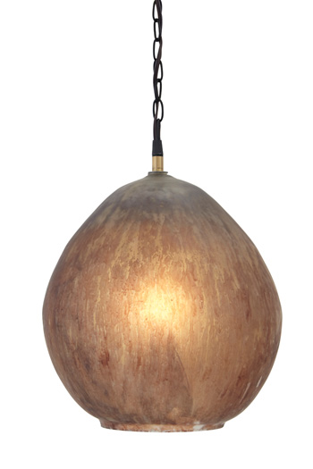 Ashley L000128 Glass Pendant Light (1/CN)