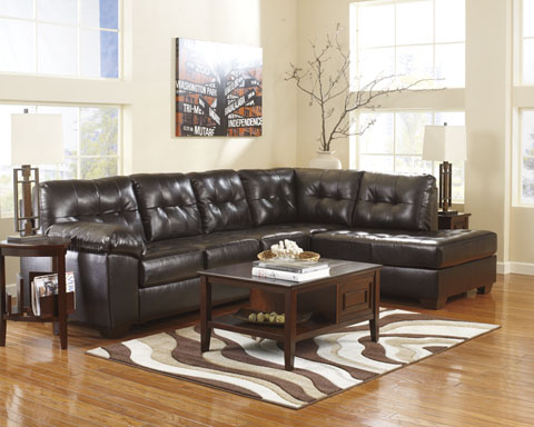 Alliston DuraBlend® Right Chaise Condo Sectional great value, great price.