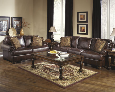 Axiom Sofa and Loveseat great value, great price.