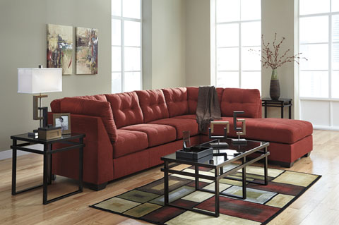 Maier Right Chaise Condo Sectional great value, great price.