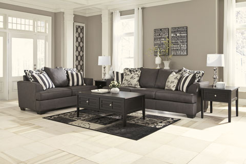 Levon Sofa And Loveseat Great Value Price