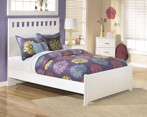 Lulu Full Panel Bed great value, great price.