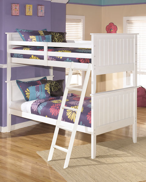 Lulu Twin/Twin Bunk Bed great value, great price.