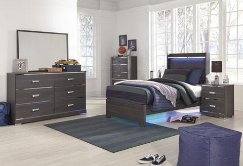 Signature Ashley Item Series B132 Bedroom Set Ogle