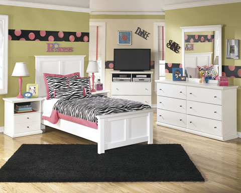 Bostwick Shoals Twin Panel Bed great value, great price.