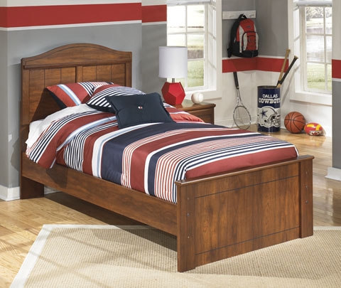 Barchan Twin Panel Bed great value, great price.