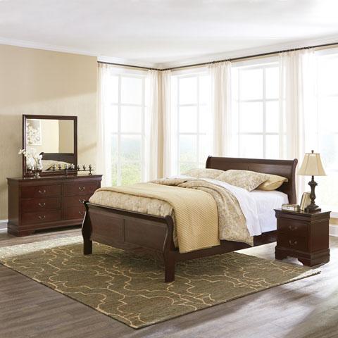 Signature Ashley Item Series B376 Bedroom Set Ogle