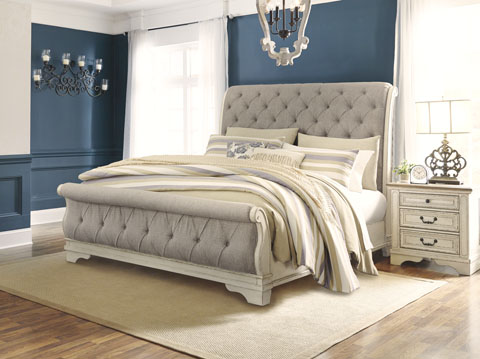 Signature Ashley Item Series B743 Bedroom Set Ogle Furniture