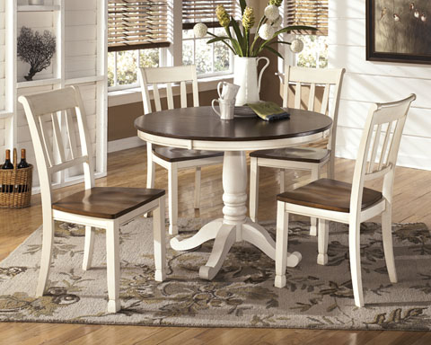 Whitesburg Round Table great value, great price.