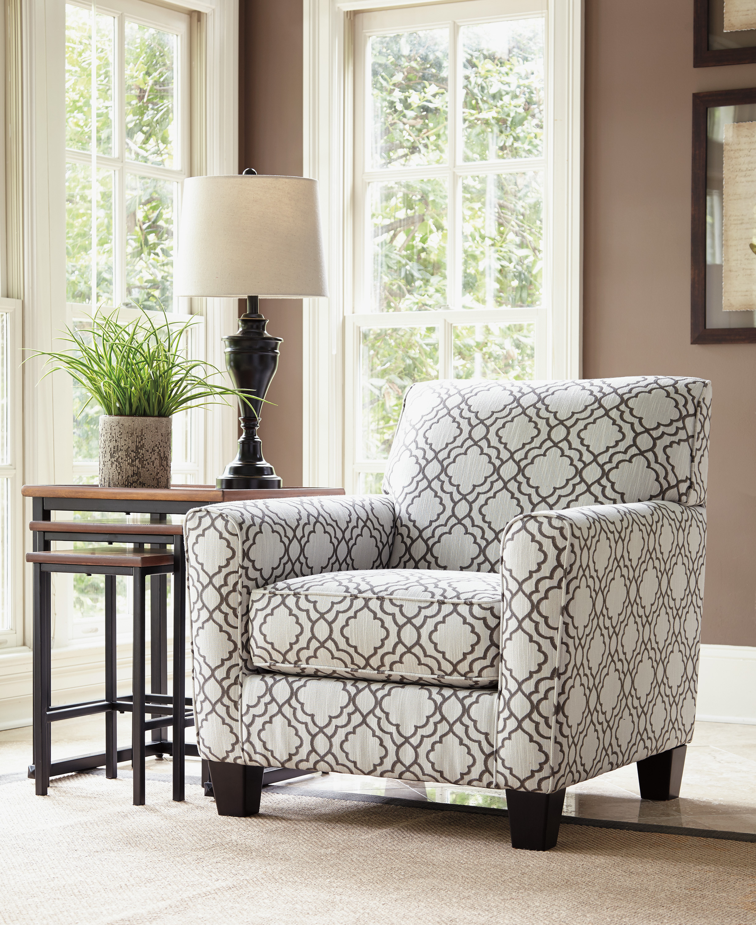 Furniture Extreme Calgary Farouh Accent Chair