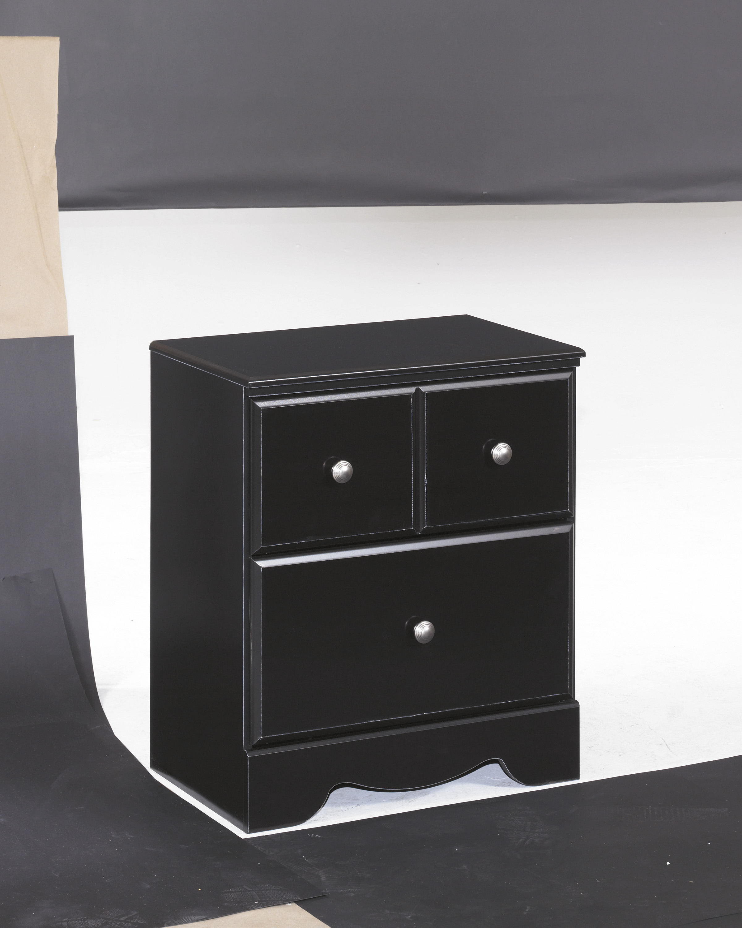 Furniture extreme calgary shay two drawer night stand for Night stand cost