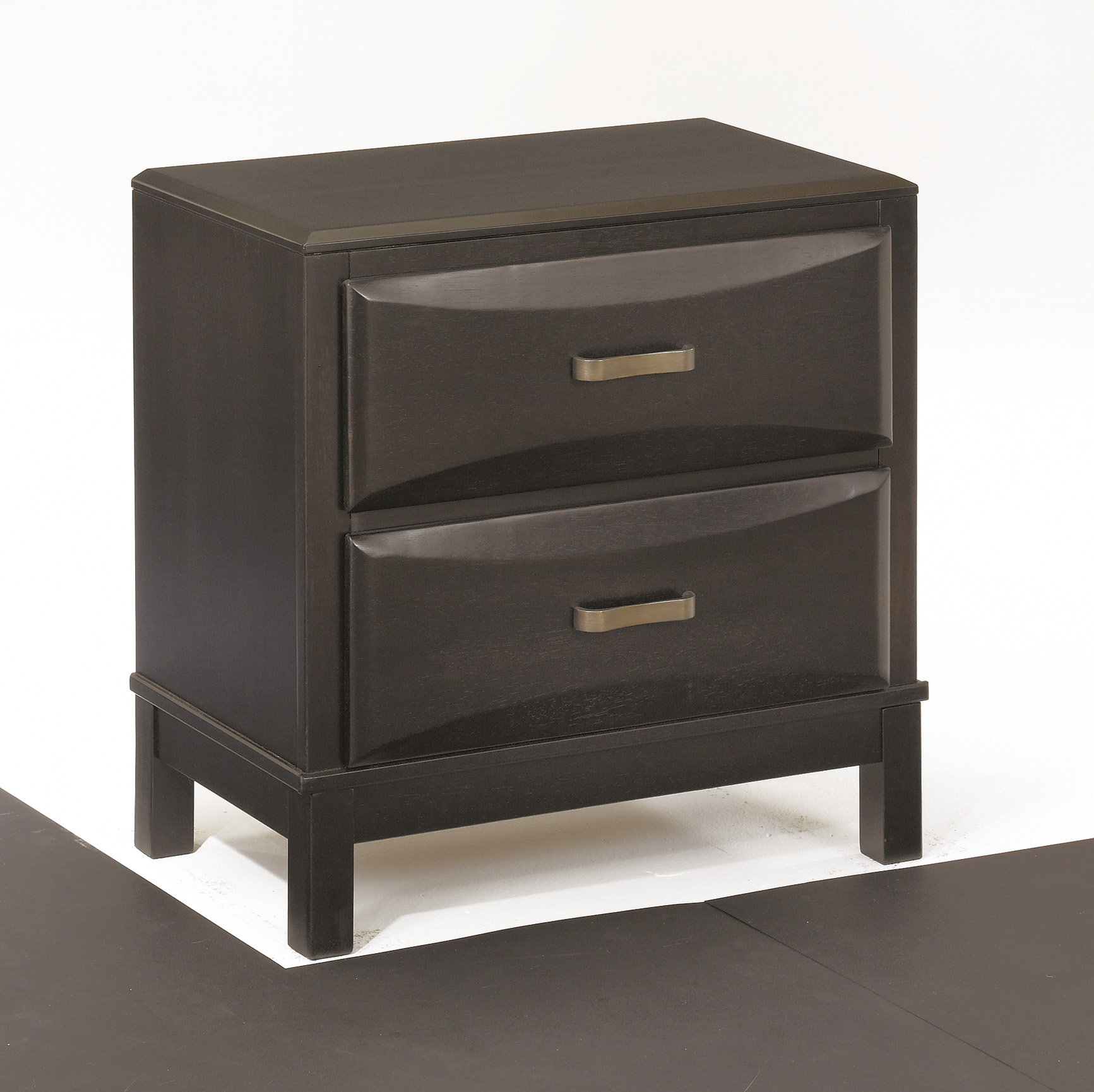 Furniture extreme calgary kira two drawer night stand for Night stand cost