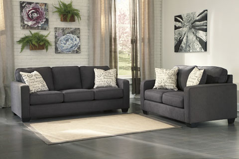 Alenya Sofa and Loveseat great value, great price.