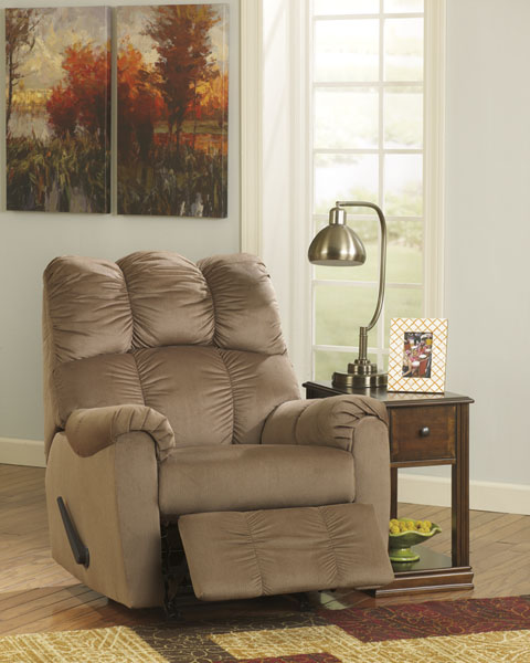 Raulo Rocker Recliner great value, great price.