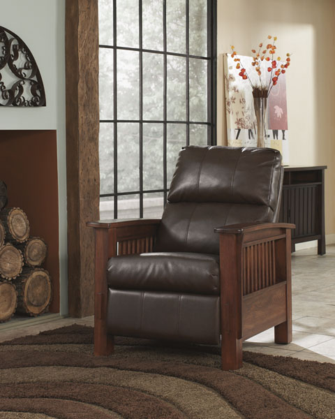 Santa Fe High Leg Recliner great value, great price.