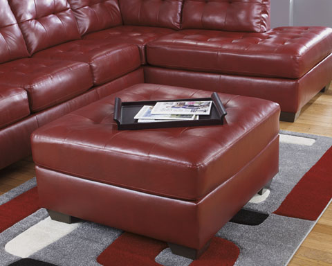 Alliston DuraBlend® Oversized Accent Ottoman great value, great price.