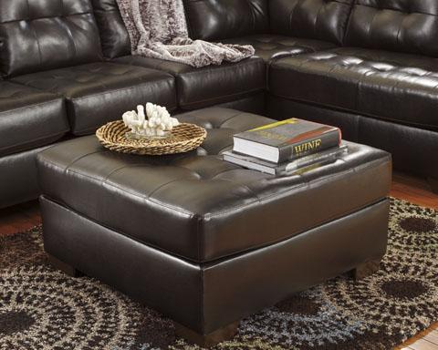 Alliston DuraBlend® Oversized Accent Ottoman great value, great price.