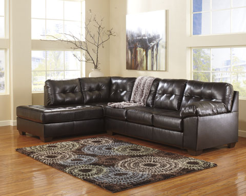 Alliston DuraBlend® Left Chaise Condo Sectional great value, great price.