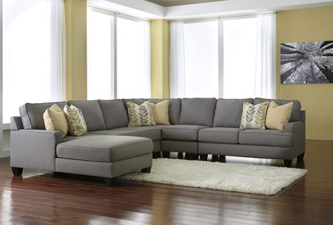 Chamberly Left Chaise Extended Sectional great value, great price.