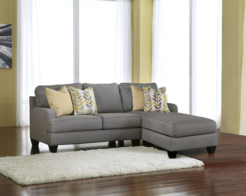 Chamberly Right Chaise Condo Sectional great value, great price.