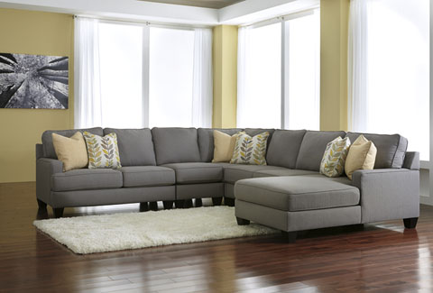 Chamberly Right Chaise Extended Sectional great value, great price.