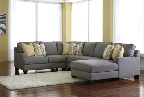 Chamberly Right Chaise Sectional great value, great price.