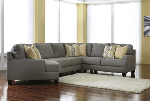 Chamberly Left Cuddler Sectional great value, great price.