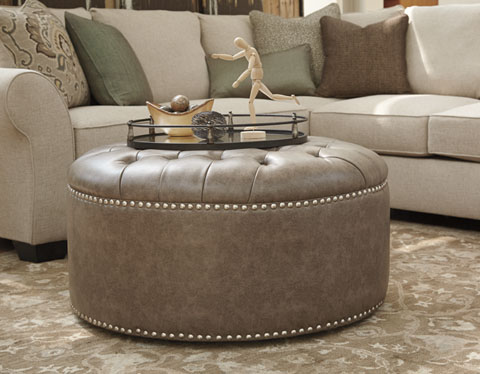 Wilcot Oversized Accent Ottoman great value, great price.