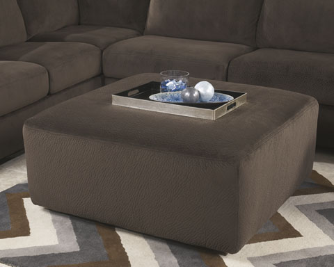 Jessa Place Oversized Accent Ottoman great value, great price.