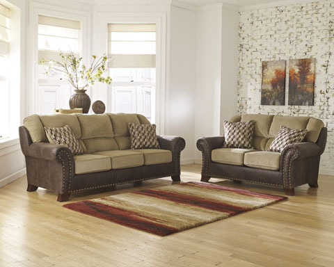Vandive Sofa and Loveseat great value, great price.
