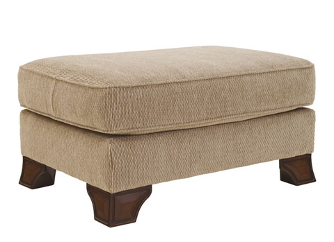 Lanett Ottoman great value, great price.