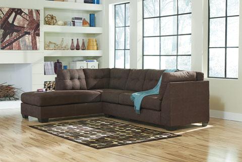 Maier Left Chaise Condo Sectional great value, great price.