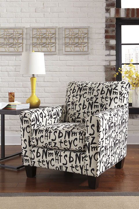 Brindon Accent Chair great value, great price.