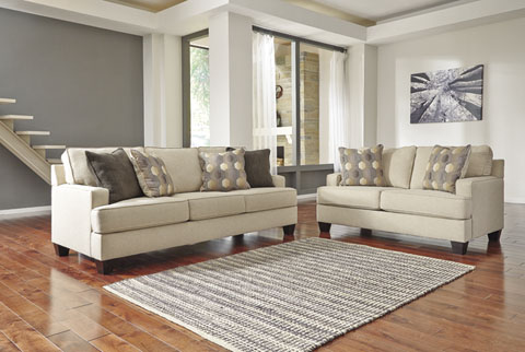 Brielyn Sofa and Loveseat great value, great price.