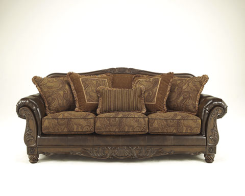 Fresno DuraBlend® Sofa great value, great price.