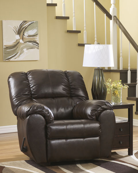 Dylan DuraBlend® Rocker Recliner great value, great price.