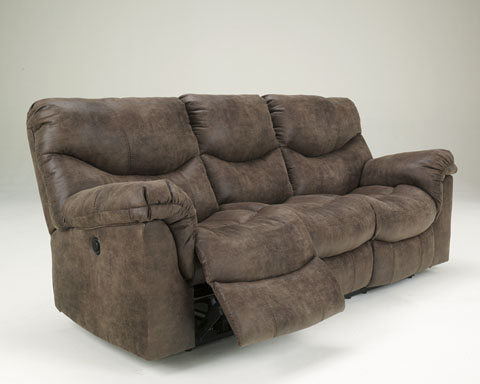 Alzena Reclining Sofa great value, great price.