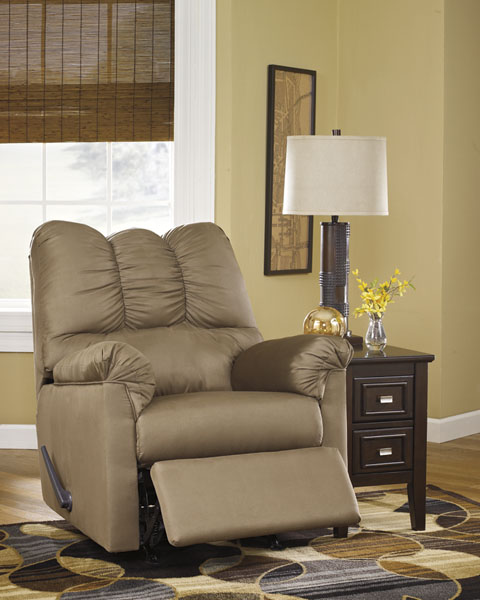 Darcy Rocker Recliner great value, great price.