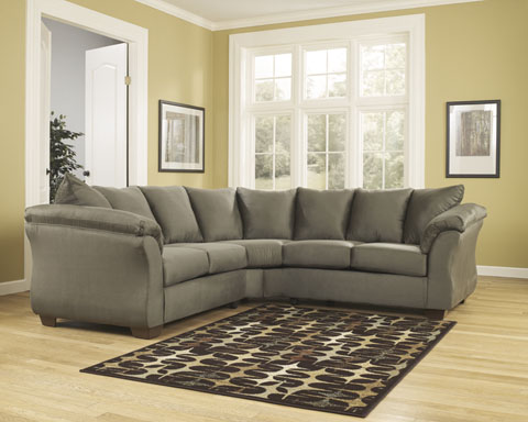 Darcy Corner Sectional great value, great price.