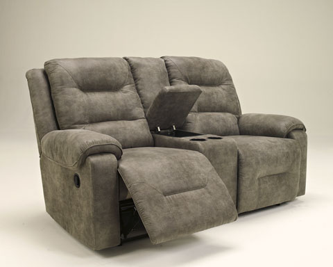 Rotation DBL REC PWR Loveseat w/Console great value, great price.