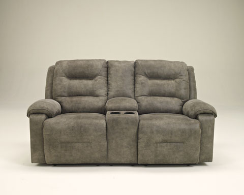 Rotation DBL Rec Loveseat w/Console great value, great price.
