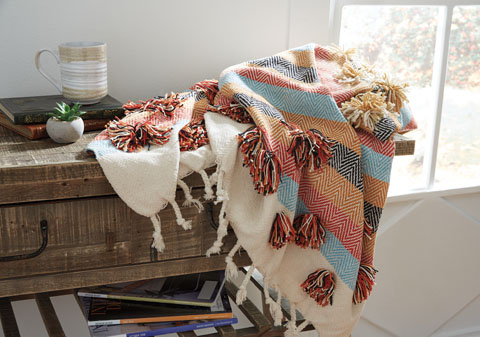 Jacinta Throw great value, great price.