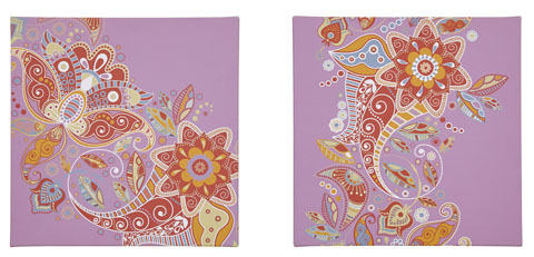 Domenica Wall Art Set (2/CN) great value, great price.