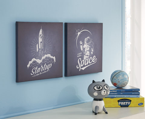 Draco Wall Art Set great value, great price.