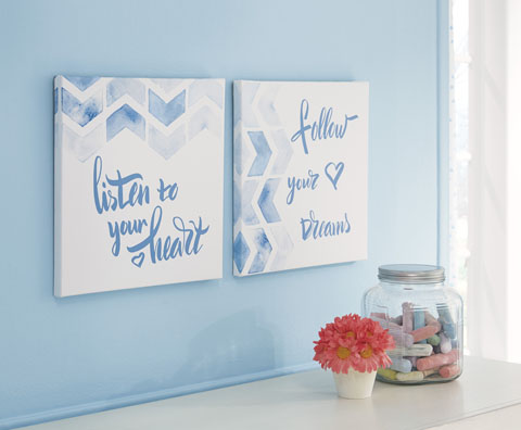 Ellis Wall Art Set great value, great price.