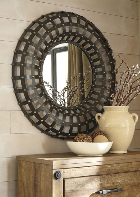 Ogier Accent Mirror great value, great price.