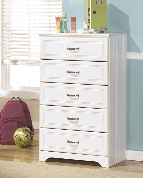 Lulu Five Drawer Chest great value, great price.