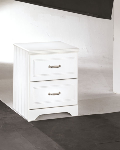 Lulu Two Drawer Night Stand great value, great price.