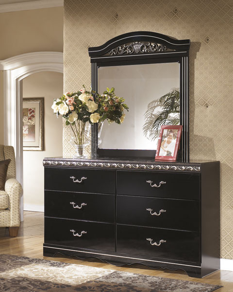 Constellations Dresser and Mirror great value, great price.