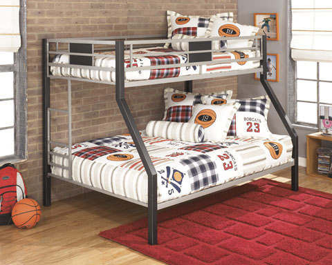 Dinsmore Twin/Full Bunk Bed great value, great price.